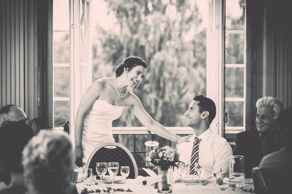 bröllop brud brudgum